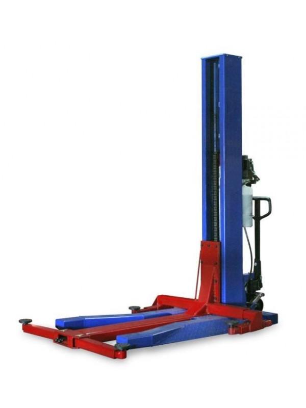 NSP-M6 6000 lb  Single Post Mobile Lift